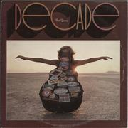Click here for more info about 'Neil Young - Decade - VG'