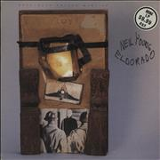 Click here for more info about 'Neil Young - Eldorado - R.R.P. Stickered sleeve'