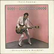 Click here for more info about 'Neil Young - Everybody's Rockin' - EX'
