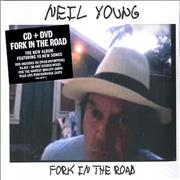 Click here for more info about 'Neil Young - Fork In The Road'