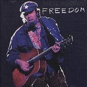Click here for more info about 'Neil Young - Freedom - Picture CD'