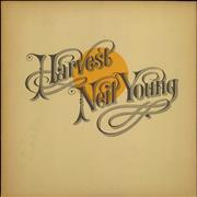 Click here for more info about 'Neil Young - Harvest - 1st - Complete - EX'