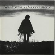 Click here for more info about 'Neil Young - Harvest Moon - EX'