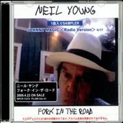 Click here for more info about 'Neil Young - Johnny Magic - Radio Version'