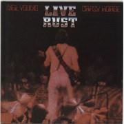 Neil Young Live Rust USA 2-LP vinyl set