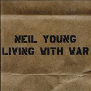 Click here for more info about 'Neil Young - Living With War'
