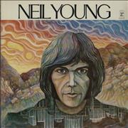 Neil Young Neil Young - 3rd - EX USA vinyl LP