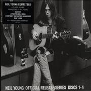 Click here for more info about 'Neil Young - Official Release Series Disc 1-4 - Sealed'