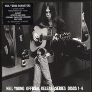 Click here for more info about 'Neil Young - Official Release Series Disc 1-4'