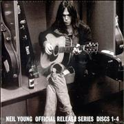 Click here for more info about 'Neil Young - Official Release Series Discs 1-4 - Gold Discs + Sealed box'