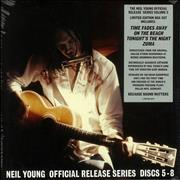 Click here for more info about 'Neil Young - Official Release Series Discs 5-8 - Sealed'