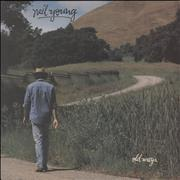 Click here for more info about 'Neil Young - Old Ways - Gold Promo Stamped'