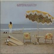 Click here for more info about 'Neil Young - On The Beach - 1st - EX'