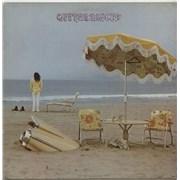 Neil Young On The Beach - 1st - EX UK vinyl LP