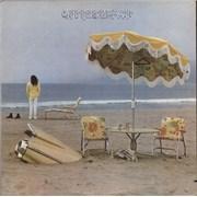 Neil Young On The Beach USA vinyl LP