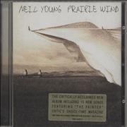 Click here for more info about 'Neil Young - Prairie Wind'