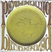 Neil Young Psychedelic Pill - 180gm vinyl UK 3-LP vinyl set