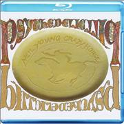 Neil Young Psychedelic Pill UK Blu Ray