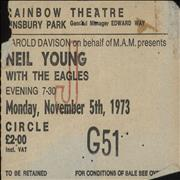 Click here for more info about 'Neil Young - Rainbow Theatre 1973'