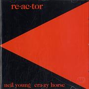 Click here for more info about 'Neil Young - Re-Ac-Tor'
