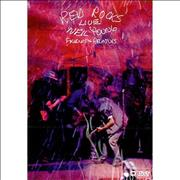 Click here for more info about 'Neil Young - Red Rocks Live - Friends & Relatives'