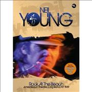 Click here for more info about 'Neil Young - Rock At The Beach'