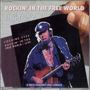 Click here for more info about 'Neil Young - Rockin' In The Free World'