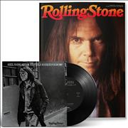 Neil Young Rolling Stone + Exclusive 7