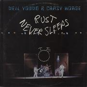 Click here for more info about 'Neil Young - Rust Never Sleeps + Inner & Insert'