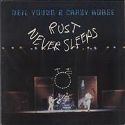 Click here for more info about 'Neil Young - Rust Never Sleeps - VG'