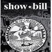Click here for more info about 'Neil Young - Show Bill - Town Of Greendale'