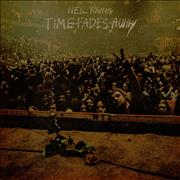 Click here for more info about 'Neil Young - Time Fades Away - 1st'
