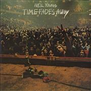 Click here for more info about 'Neil Young - Time Fades Away - 2nd'