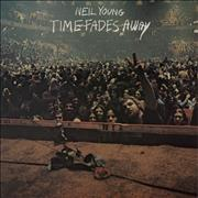 Click here for more info about 'Neil Young - Time Fades Away - 2nd + Inner & Poster'