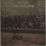 Click here for more info about 'Neil Young - Time Fades Away - EX'