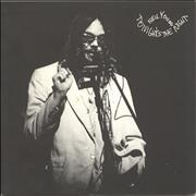 Click here for more info about 'Neil Young - Tonight's The Night + Insert - EX'