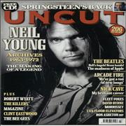 Click here for more info about 'Neil Young - Uncut - March 2009'