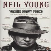 Click here for more info about 'Neil Young - Waging Heavy Peace'