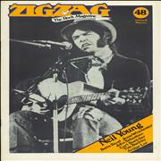 Click here for more info about 'Neil Young - Zig Zag #48'