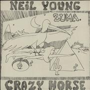 Click here for more info about 'Neil Young - Zuma - 2nd + Inner'