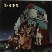 Click here for more info about 'Nektar - Down To Earth - EX'
