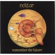 Click here for more info about 'Nektar - Remember The Future - 180gm - Orange'