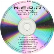 Click here for more info about 'Nelly Furtado - Hot-N-Fun The Remixes'