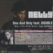 Click here for more info about 'Nelly - One And Only'