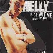 Click here for more info about 'Nelly - Ride Wit Me'