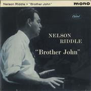 Click here for more info about 'Nelson Riddle - Brother John EP'