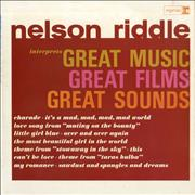Click here for more info about 'Nelson Riddle - Great Music, Great Films, Great Sounds'