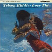 Click here for more info about 'Nelson Riddle - Love Tide'