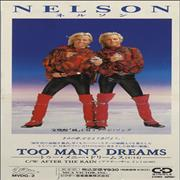 Click here for more info about 'Nelson - Too Many Dreams - Snapped'