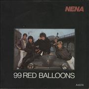 Click here for more info about 'Nena - 99 Red Balloons - Wide'